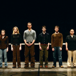 "NYTW cast of ""columbinus"""